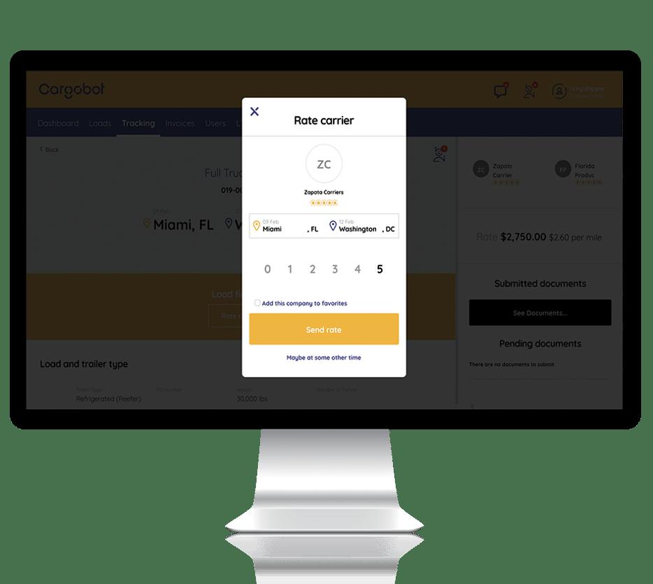 shipping platform
