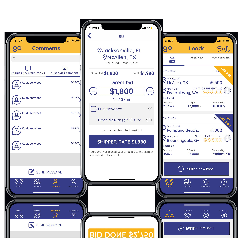 Phones App